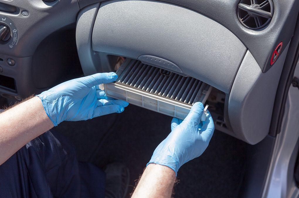 فیلتر خودرو